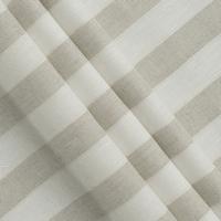 lino ivory beige stripes M **limited supply